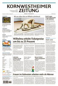 Kornwestheimer Zeitung - 07. November 2018