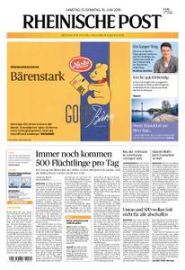 Rheinische Post – 15. Juni 2019