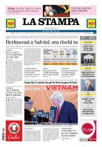 La Stampa Torino Provincia e Canavese - 26 Febbraio 2019