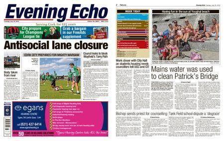 Evening Echo – July 10, 2018