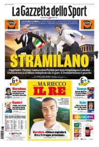 La Gazzetta dello Sport Roma – 31 ottobre 2020