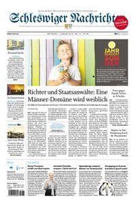 Schleswiger Nachrichten - 01. August 2018