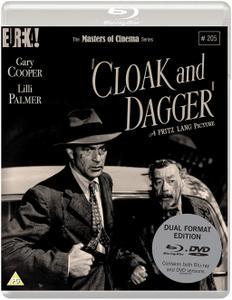 Cloak and Dagger (1946) [Masters of Cinema - Eureka!]