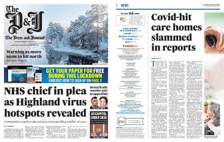 The Press and Journal Moray – January 07, 2021