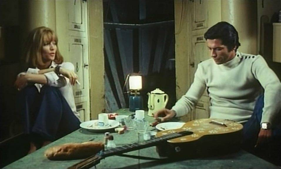 Only the Cool / La peau de torpedo (1970)