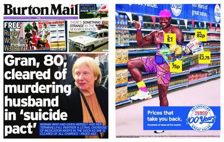 Burton Mail – September 19, 2019