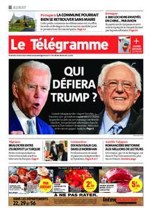 Le Télégramme Auray – 05 mars 2020