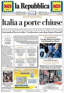la Repubblica - 5 Marzo 2020