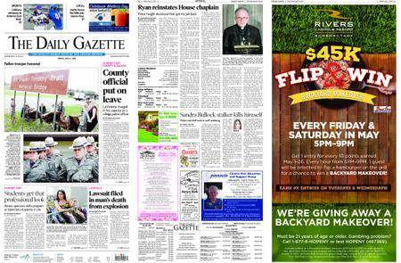 The Daily Gazette – May 04, 2018