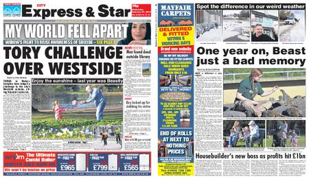 Express and Star City Edition – February 27, 2019