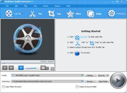 Avdshare Audio Converter 7.2.0.7268 Multilingual