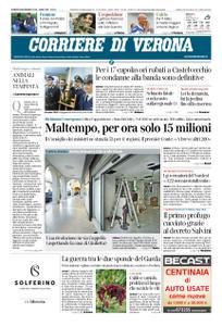Corriere di Verona – 09 novembre 2018