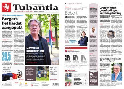 Tubantia - Enschede – 26 september 2018