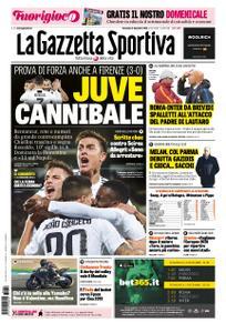 La Gazzetta dello Sport Roma – 02 dicembre 2018