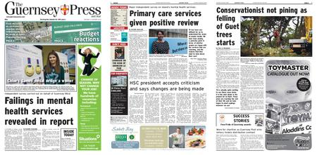 The Guernsey Press – 10 October 2019