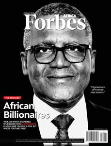 Forbes Africa - February 2020