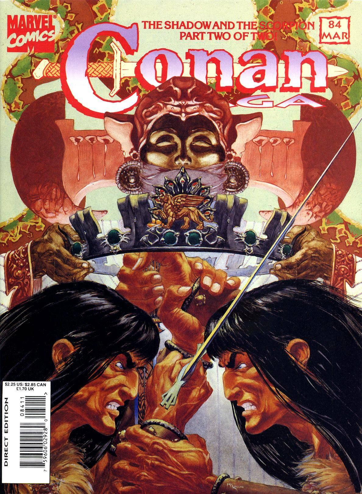 Conan Saga Vol 1 084 1994
