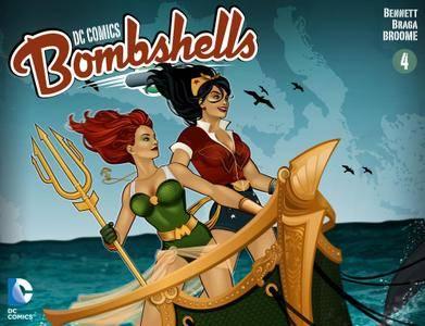 DC Comics - Bombshells 004 2015 Digital