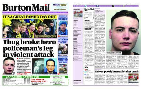 Burton Mail – February 08, 2018