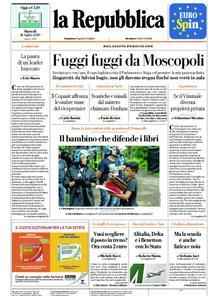 la Repubblica – 16 luglio 2019