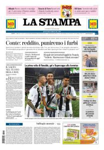 La Stampa Torino Provincia e Canavese - 17 Gennaio 2019