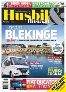 Husbil & Husvagn – 16 juli 2019