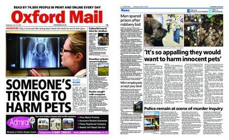 Oxford Mail – June 19, 2019