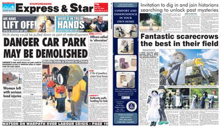 Express and Star Staffordshire Edition – July 16, 2019