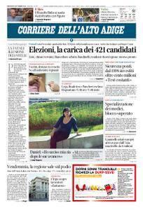 Corriere dell'Alto Adige – 05 settembre 2018