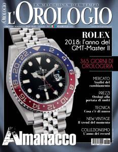 L'Orologio - Almanacco 2018-2019