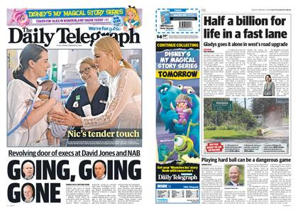 The Daily Telegraph (Sydney) – February 08, 2019
