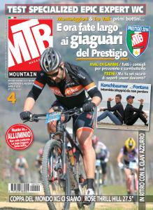 MTB Magazine - Aprile 2014