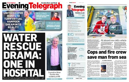Evening Telegraph First Edition – March 01, 2019