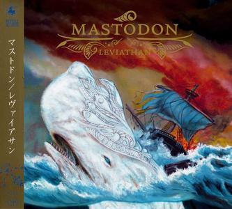 Mastodon - Leviathan (2004) [Japanese Edition]