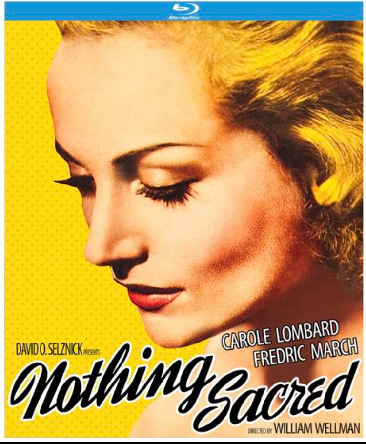 Nothing Sacred (1937) [Remastered]