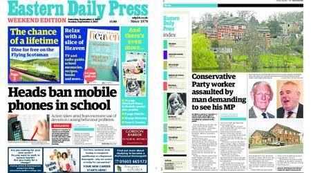 Eastern Daily Press – September 02, 2017