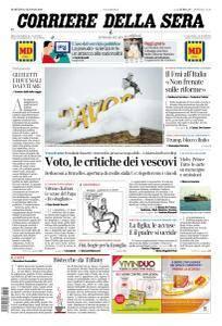 Corriere della Sera - 23 Gennaio 2018