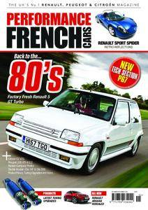 Performance French Cars – November 2018