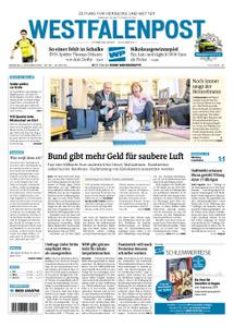 Westfalenpost Wetter - 04. Dezember 2018