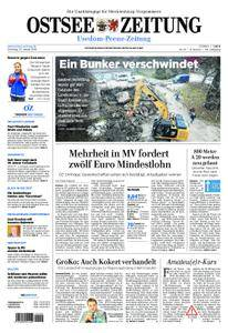 Ostsee Zeitung Wolgast - 23. Januar 2018
