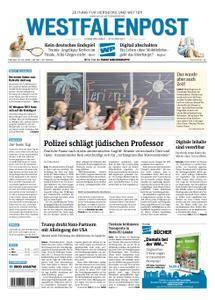 Westfalenpost Wetter - 13. Juli 2018
