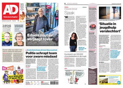 Algemeen Dagblad - Waterweg – 21 november 2019