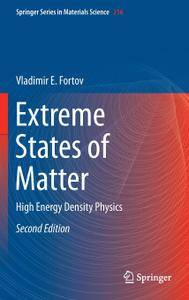 Extreme States of Matter: High Energy Density Physics