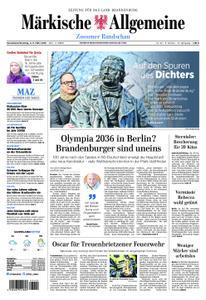 Märkische Allgemeine Zossener Rundschau - 02. März 2019