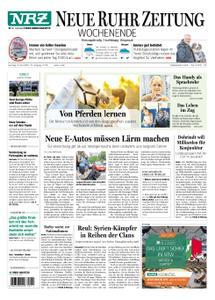 NRZ Neue Ruhr Zeitung Essen-Postausgabe - 13. April 2019