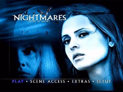 Les cauchemars naissent la nuit / Nightmares Come at Night (1972) [ReUp]