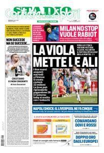 Corriere dello Sport Firenze - 5 Agosto 2018