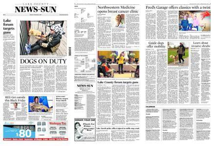 Lake County News-Sun – November 06, 2017