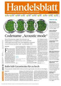 Handelsblatt - 20. April 2016