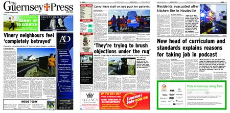 The Guernsey Press – 12 August 2019